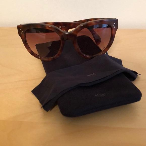 dd3ac0c8fcba8 Celine Accessories - Celine Audrey Sunglasses 100% authentic